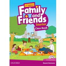 Family and Friends Starter. Second Edition