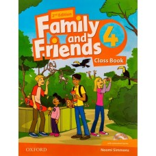 Family and Friends 4. Second Edition